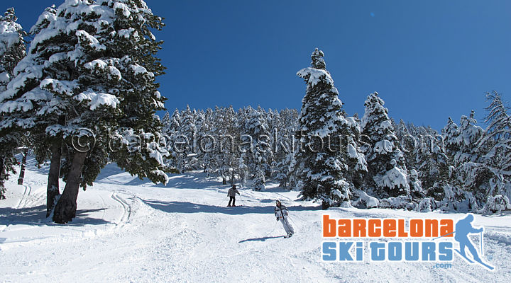 Photo gallery Masella ski station