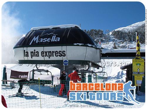 masella barcelona ski